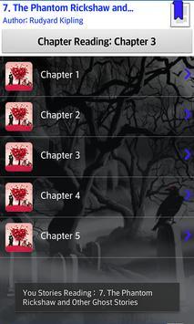 Best Ghost Stories 1 apk screenshot
