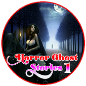 Horror Ghost Stories 1 icon