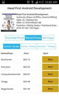 Bookface - Cheapest Textbooks apk screenshot