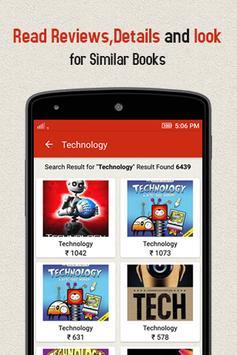 Compare Book Prices Online apk screenshot