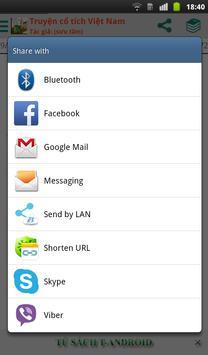 772 Truyện cổ tích VN Offline apk screenshot