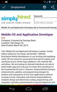 Jobrio Job Search apk screenshot