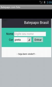 Chat Brazil poster