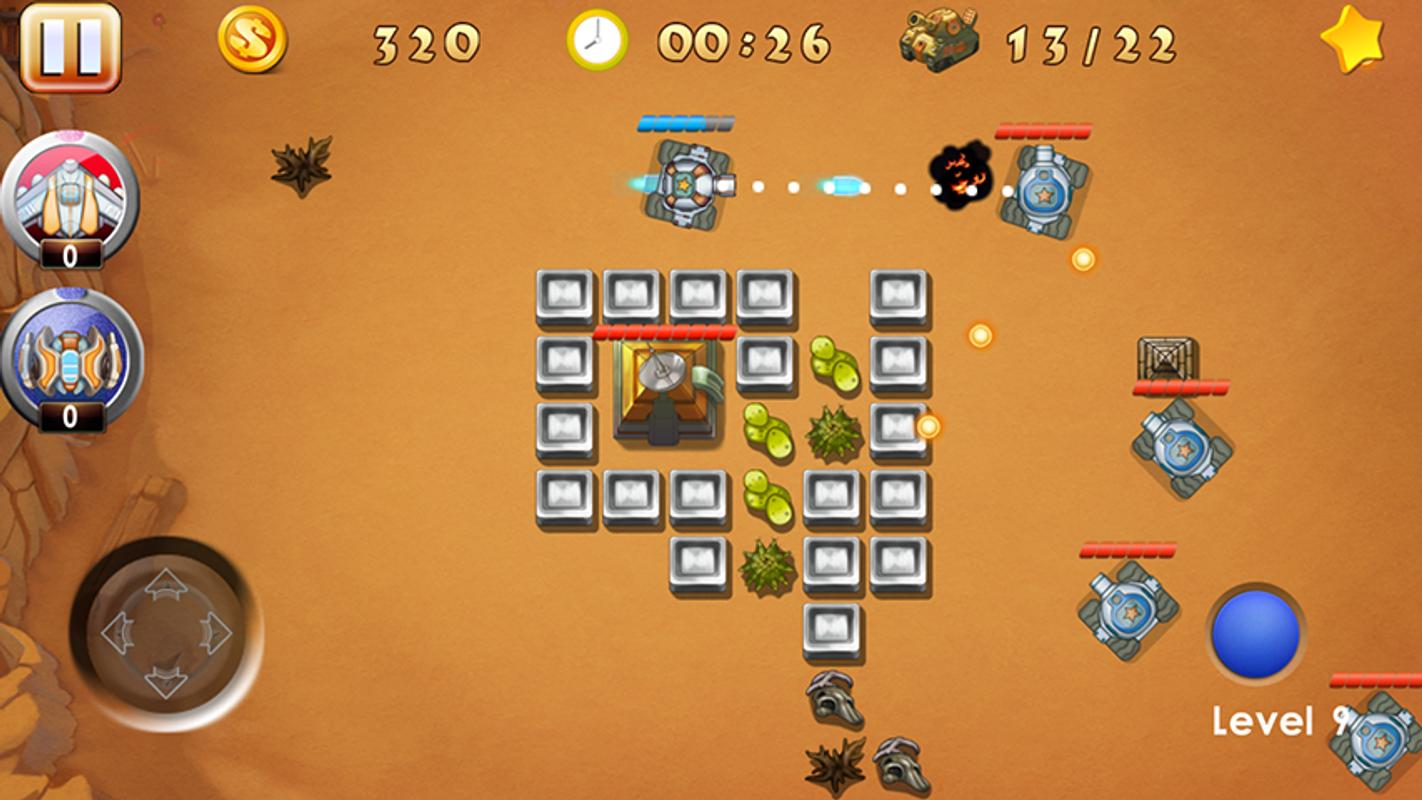 Download free tank games battle city