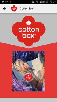 COTTON BOX apk screenshot