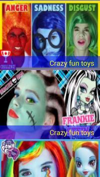 Crazy Fun Kids poster