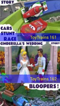 Toy Trains poster