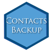 Full Contacts Backup icon