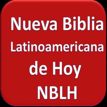 Biblia Latinoamericana de Hoy poster