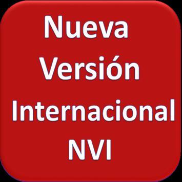 Nueva Versión Internacional poster