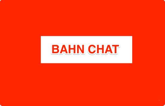 Bahn Chat poster