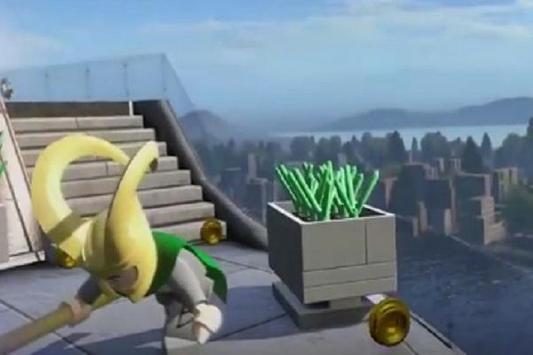Tips LEGO MARVEL super hero apk screenshot