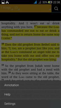 The Modern English Bible apk screenshot