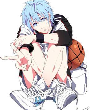 Anime Basket Kuro Wallpapers poster