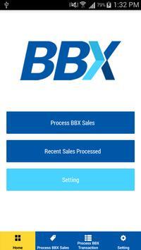BBX POS apk screenshot