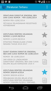 Peraturan Bea Cukai apk screenshot