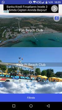 Sahiller - Beach Club,Mekanlar poster
