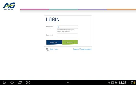 BrokerApp apk screenshot