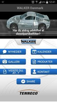 WALKER Danmark poster