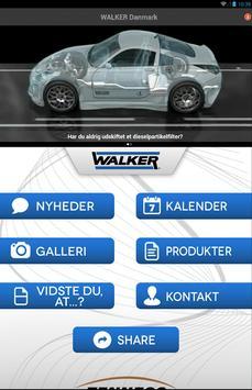 WALKER Danmark apk screenshot