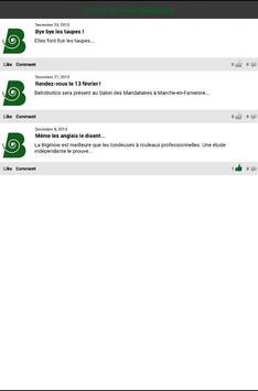Belrobotics apk screenshot