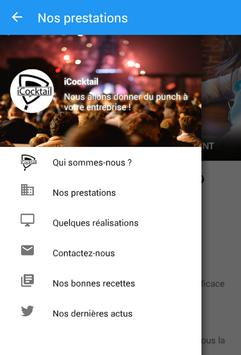 iCocktail - Web Print & Design apk screenshot