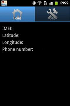 Day by Day SendGPSCoordinates apk screenshot