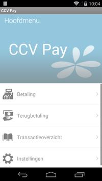 CCV Pay poster