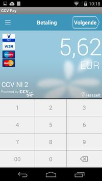 CCV Pay apk screenshot