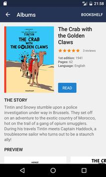 The Adventures of Tintin apk screenshot