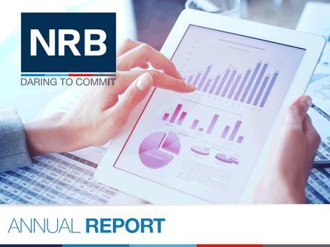 NRB Annual Report apk screenshot