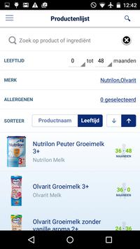 Nutricia Compendium apk screenshot