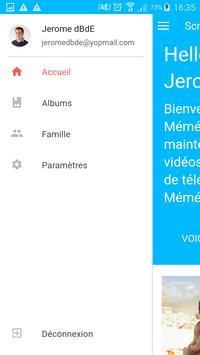 Screenfamily apk screenshot