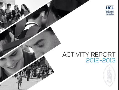UCL Activity report 2012-2013 apk screenshot