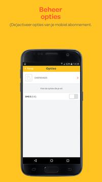 TelenetMobile apk screenshot