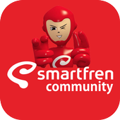 Smartfren Community Apps icon