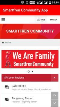 Smartfren Community Apps poster