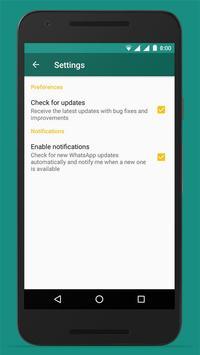 Beta Updater apk screenshot
