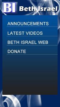 Beth Israel Worship Center poster