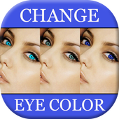 Face Makeover: EyeLens Changer icon
