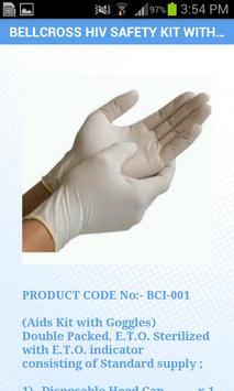 Bellcross Surgical Disposable apk screenshot
