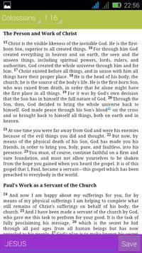 ASV Bible apk screenshot