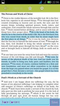 God's Word Bible apk screenshot