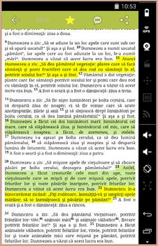 Romanian Bible apk screenshot