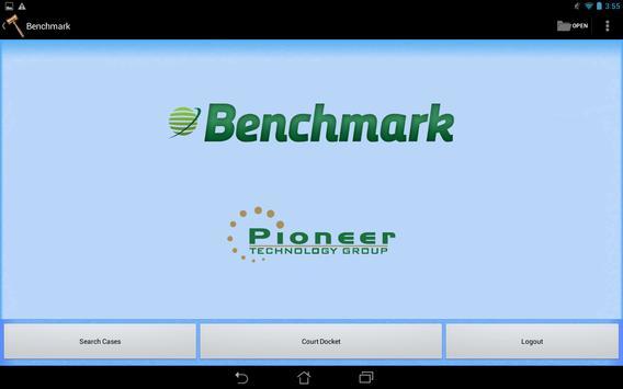 Benchmark apk screenshot