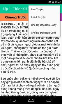 Truyen Ma Thoi Den Full apk screenshot