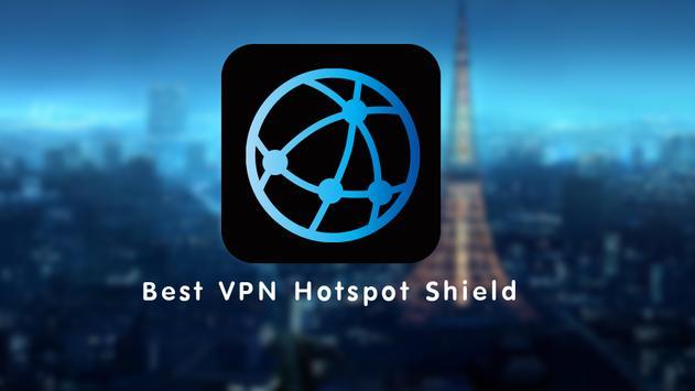 Best VPN Hotspot Shield apk screenshot