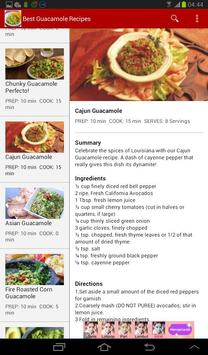 Best Guacamole Recipes poster