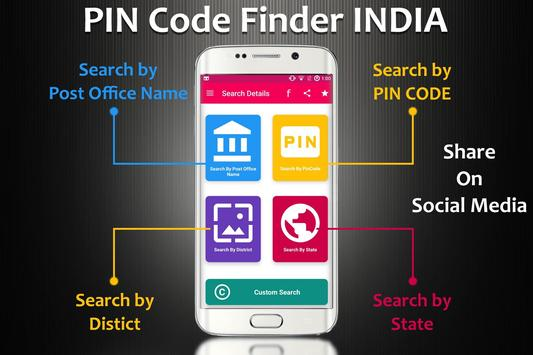 Pin Code Finder India apk screenshot