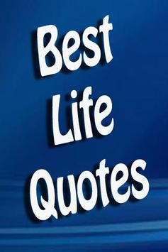 Best 1357 Life Quotes poster